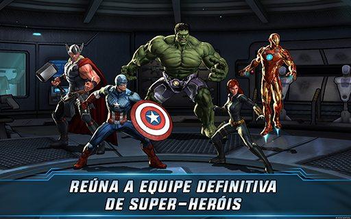 MARVEL Avengers Alliance 2 04