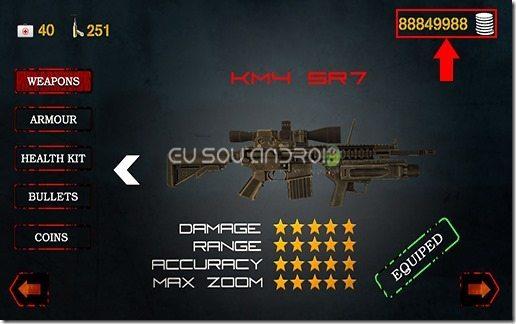 Mountain Sniper Shooting 3D MOD 01 v4.6