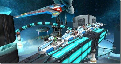 Roller Coaster Sim Espaço APK
