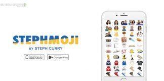 StephMoji by Steph Curry
