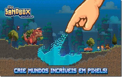 The Sandbox Evolution 01
