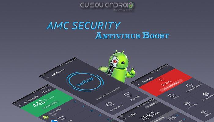AMC Security Antivirus Boost v5.4.4 Capa