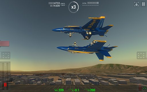 Blue Angels Aerobatic SIM 03