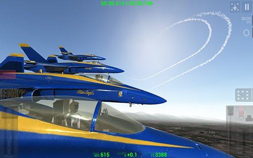 Blue Angels Aerobatic SIM 04
