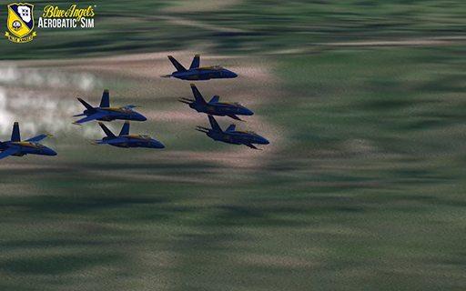Blue Angels Aerobatic SIM 05