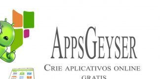 Apps Geyser Creator Online
