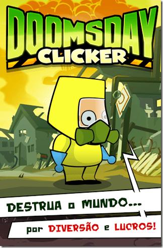 Doomsday Clicker mod apk atualizado