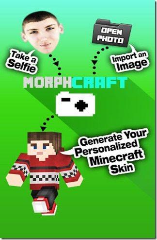 MorphCraft for Minecraft PE apk grátis