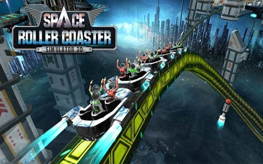 Roller Coaster Sim Espaço (2)