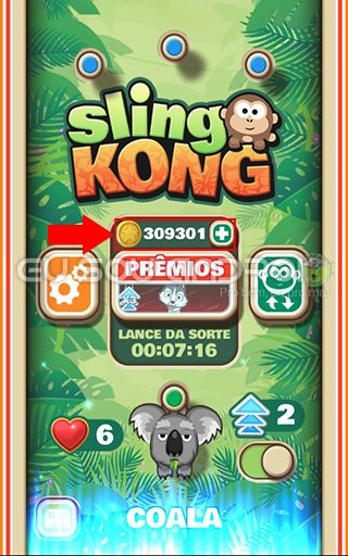 Sling Kong v1.9.5 MOD 01