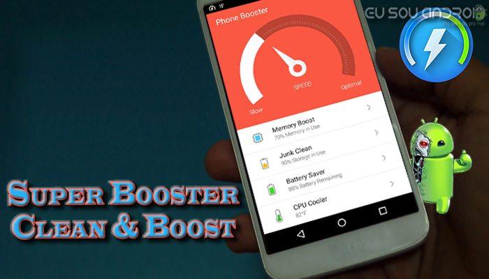 Super Booster Clean & Boost v1.0.3 Capa