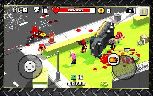 Zombie Breakout Blood & Chao (2)