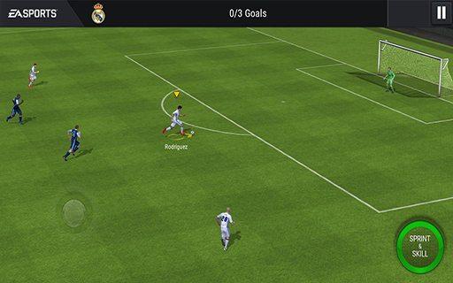 FIFA Mobile Futebol 05