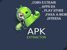 Como extrair Apps da Play Store
