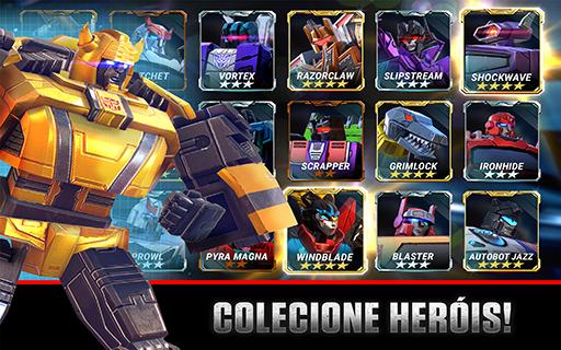 Transformers Earth Wars