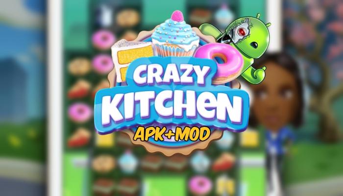 Crazy kitchen mod apk for Kitchen queen mod apk
