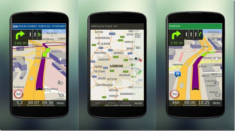 AAGM Offline Maps Navigation 10