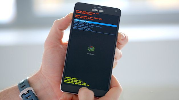 AndroidPIT-Galaxy-Note-4-recovery-mode-reboot-now