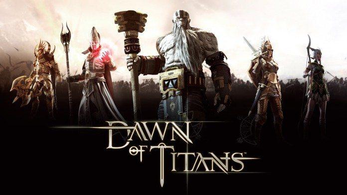 Dawn of Titans MOD
