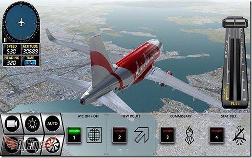 Flight Simulator X 2016 Air HD 05