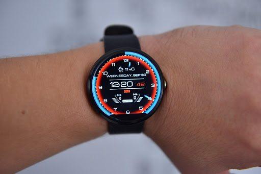 Futuristic Watch Face 2