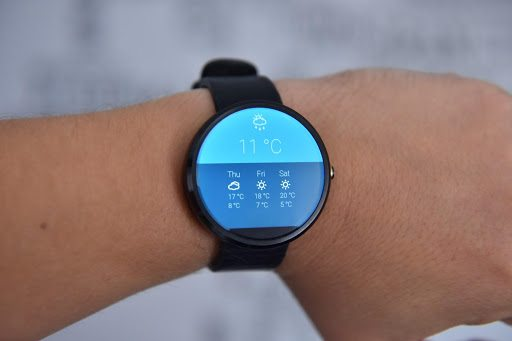 Futuristic Watch Face 3