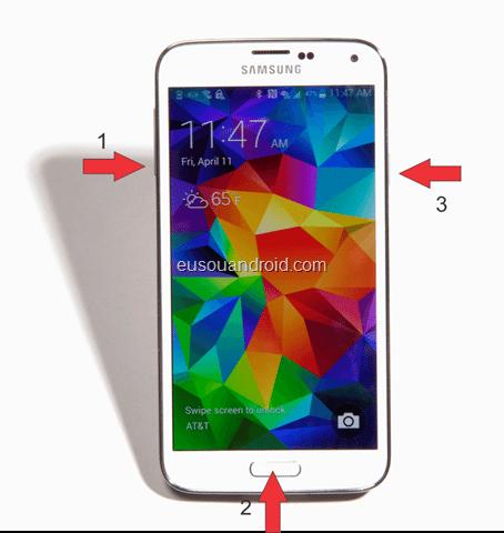 Galaxy S5 Modo Download