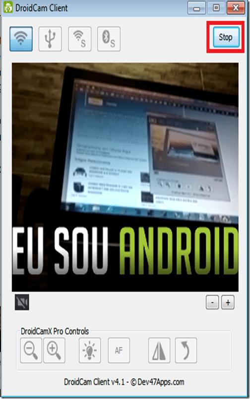 Imagem 5 - webcam