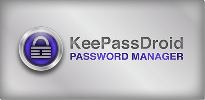 KeePassDroid-Banner