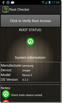 Root check pro download imagem 4