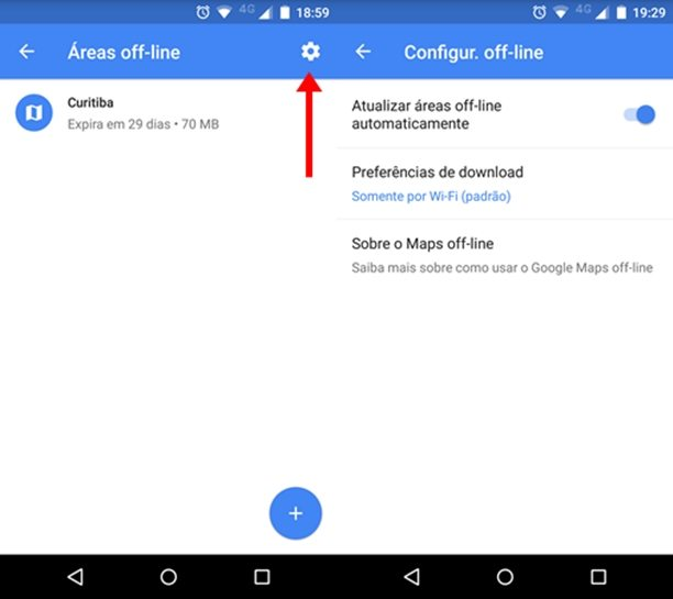 Salvar Mapas no Google Maps 6