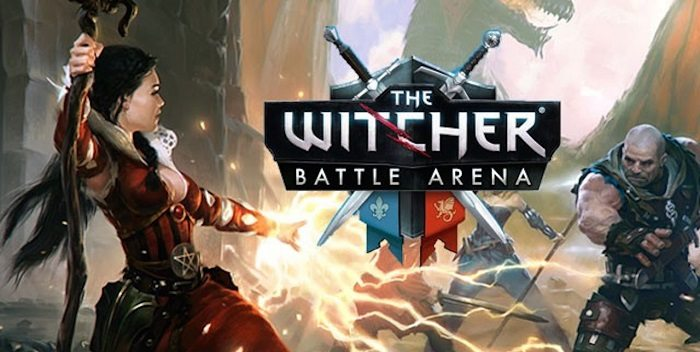 The Witcher Battle Arena