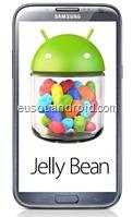 Galaxy Note 2 N7100 Jelly Bean Puro Retail