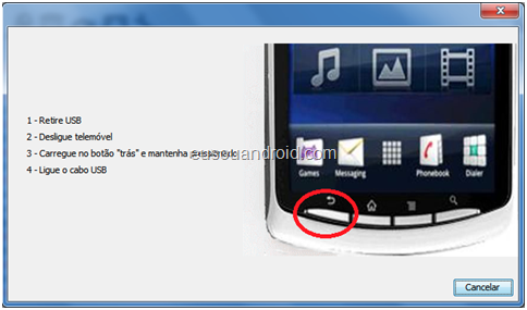 hard reset sony ericsson xperia play r800i precisely for
