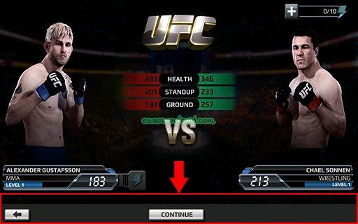 UFC MOD 01