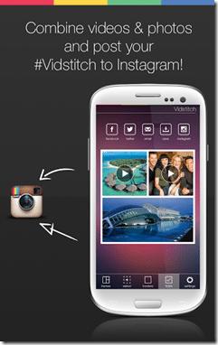 Vidstitch Pro - Video Collage imagem 1