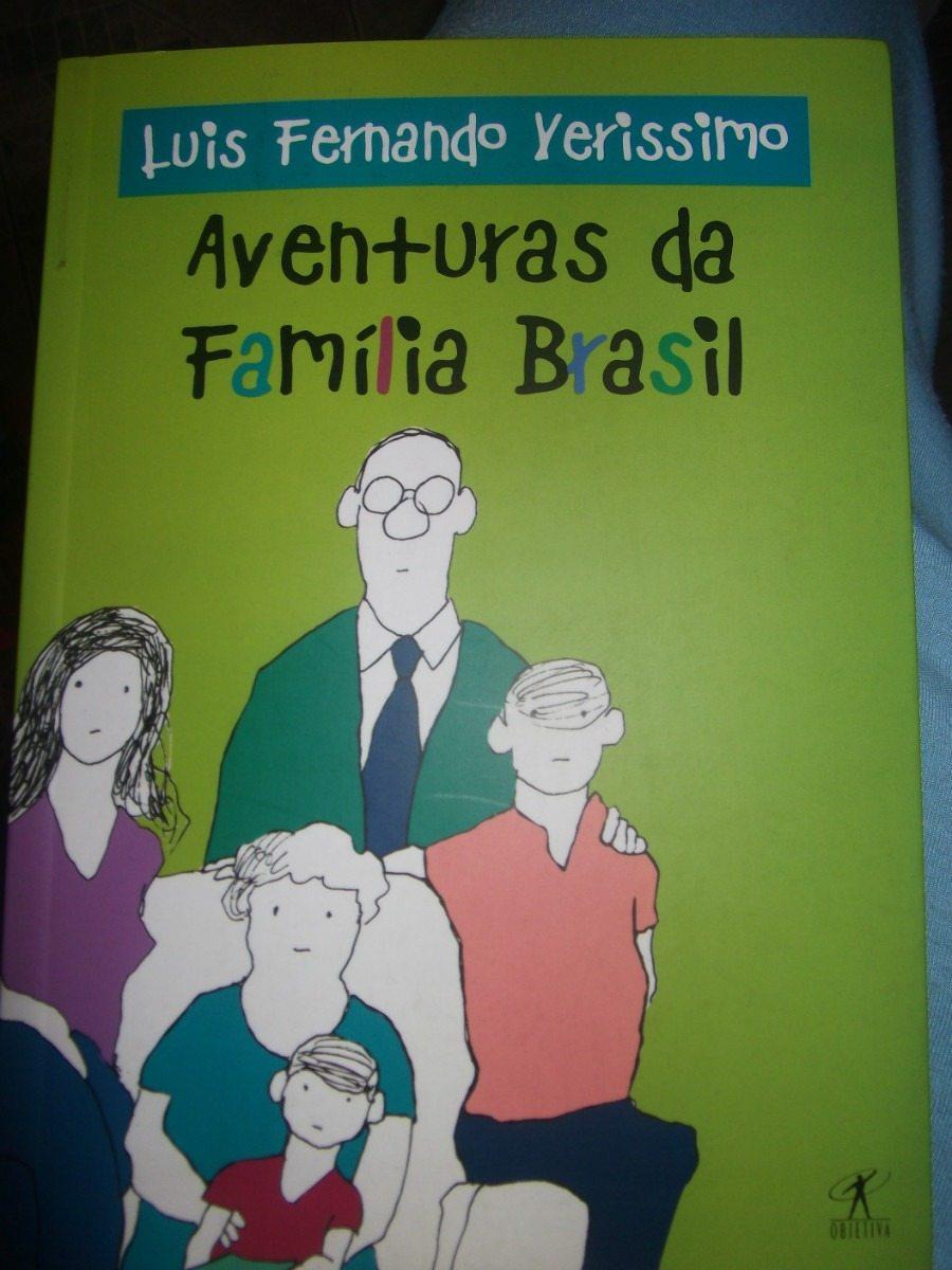 aventuras-da-familia-brasil-luis-fernando-verissimo-14567-MLB233683512_9046-F