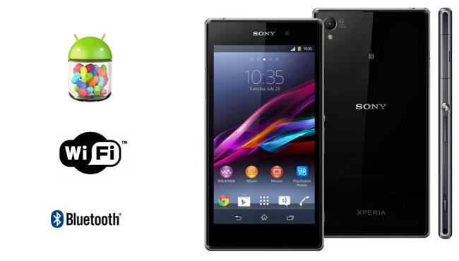 Review – Sony Xperia Z1 3G C6902 / 4G C6903