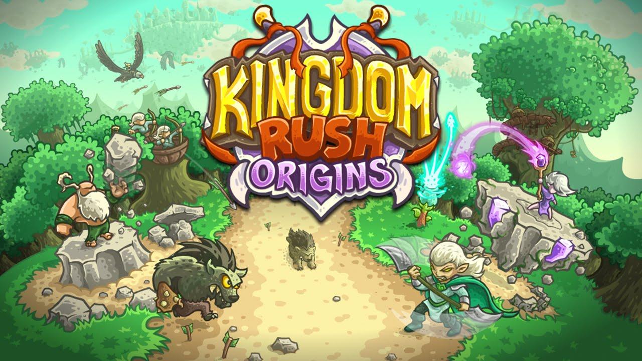 Kingdom Rush Origins APK MOD